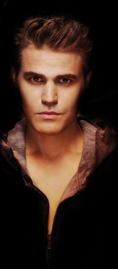 Stefan Salvatore  Paul Wesley