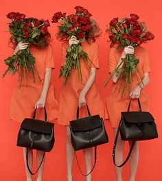 Have you seen the new bag from Mansur Gavriel? We can't wait to get our hands on it!