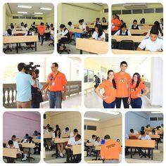 Ya inició la 4ta #Olimpiada de #Matemáticas #UTH 2015 #Honduras