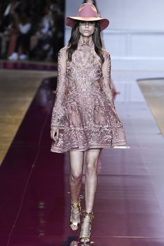 Zuhair Murad Fall 2016 Couture Fashion Show Collection
