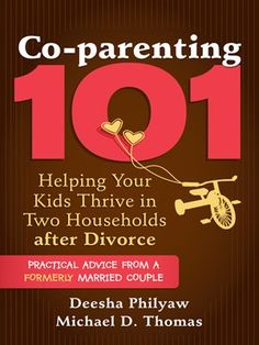 New eBook: Co-Parenting 101 by Michael D. Thomas