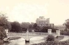 Eglinton Castle before destruction - Scotish Montgomery heritage