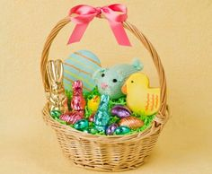 6 Vegan Easter Candies for Your Little Bunny's Basket