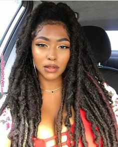 hairstyles extensions hairstyles 2018 black female hairstyles you can do at home hairstyles guide braided hairstyles for natural hair updos how to locs hairstyles hairstyles cornrows Afro Hair Style, Curly Hair Styles, Natural Hair Styles, Faux Locs Hairstyles, My Hairstyle, Relaxed Hairstyles, 50s Hairstyles, Wedding Hairstyles, Girls Braids
