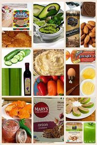 #isagenix 30 day snack ideas #healthy #snacks