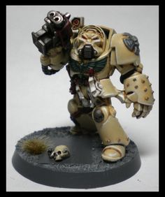 Another new guest blog from Tom – a fantastic painter with some bone crunching armies. He has been painting figures for more years than I can count and has some great tips to pass on! In toda…