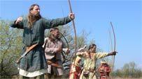 Archery - Viking reenactment.  See calendar for dates.