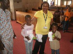 School events coordinator and some kids #Tuxil #Kids #freebies #fun