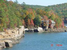 Greers Ferry Lake, Arkansas