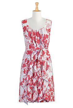 I think I may love this? eShakti - Shop Women's designer fashion dresses, tops| Size 0-26W  clothes