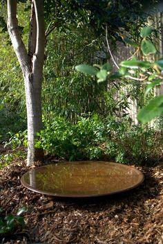 Amazing Tricks: Cottage Garden Landscaping Patio easy garden landscaping how to grow.Garden Landscaping With Stones Lawn. Australian Garden Design, Australian Native Garden, Water Features In The Garden, Garden Features, Balmain, Garden Fountains, Cool Ideas, Native Plants, Backyard Landscaping