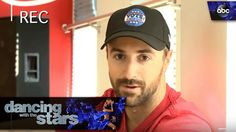 James Hinchcliffe's Video Diary - Dancing with the Stars