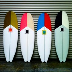 MNR Type 2 by Canvas Surfboards