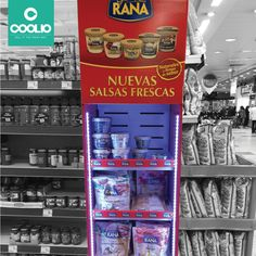 Rana Spain using the Coolio & freshboard Concept