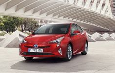 Awesome Toyota 2017: Toyota Prius 2016 vue avant... Voiture Check more at http://carsboard.pro/2017/2017/04/25/toyota-2017-toyota-prius-2016-vue-avant-voiture/