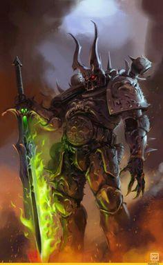 Black legion Champion