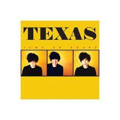 Texas - Jump On Board (LP, Album, Ltd, Yellow) 2017