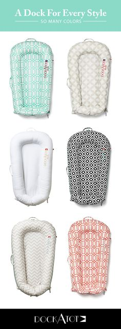 DockATot is the best new baby gear product of 2016. Stylish moms love the perfect marriage of style and functionality. This must have new mom essential is a portable baby and baby lounger that looks gorgeous in every room of the house. Perfect for travel with baby and the ideal co-sleeping accessory. DockATot covers are made to be mixed and matched to complement your baby nursery decor.