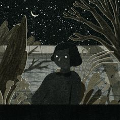 nankliang:  An animated scene pulled out from a short story I am...