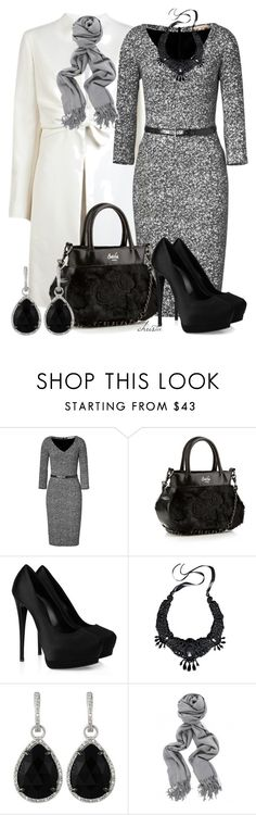 A fashion look from March 2013 featuring form fitting dresses, high heel pumps and faux fur purse. Browse and shop related looks. Work Fashion, Fashion Advice, Fashion Outfits, Womens Fashion, Fashion Ideas, Fashion Design, Business Outfits, Business Fashion, Plus Size Fashionista