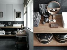 A masculine home in brown and black | Wolfram Neugebauer