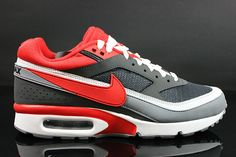 "Nike Air Max BW ""Textile""  need these for husker games!"