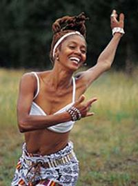 African Healing Dance - Wyoma  I intend to learn the art of African dance.