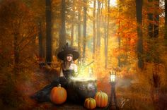 halloween backgrounds for fairy gardens | ... 2014 capricuario have a happy halloween 2011 credits model link by