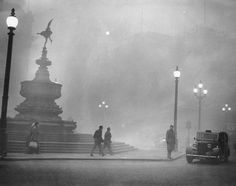Atmospheric scientists, pinning down chemical processes behind Beijing's pollution, discovered an explanation for the unusually toxic smog that killed thousands of people in London in December 1952.