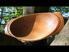 Three Minute Bowl | David Fisher, Carving Explorations