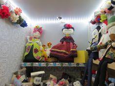 #endossa, #augusta, #presente, #gift, #boneco, #bonecodepano, #frida, #fridakahlo