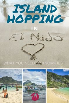 What You Need to Know Before Island Hopping in El Nido, Palawan. Travel in Asia.