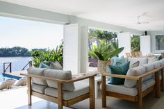 If you like a little style mixed in with your sea and sand on a beach holiday, Zinkwazi Laguna is for you. Kwazulu Natal, Outdoor Furniture Sets, Outdoor Decor, Beach Holiday, Rental Property, Pools, South Africa, Vacation, Home Decor