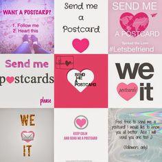 We Heart Postcards