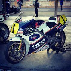 Honda nsr 500 2s Rothmans