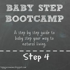 Hippy Juice Mama: Baby Step Boot Camp:Step 4 Swap Your Sunscreen