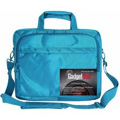 ToteIt! - Deluxe Laptop Case - Blue