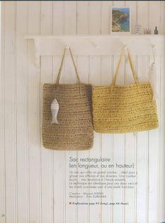 Album, Chrochet, Straw Bag, Reusable Tote Bags, Knitting, Handmade, Crochet Bags, Inspire, Crochet Accessories