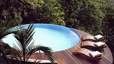 Round pool, Costa Rica