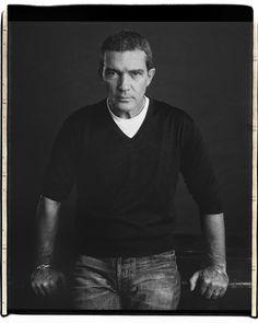 Antonio Banderas by Myrna Suárez