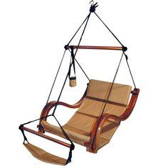 Deluxe Outdoor Porch Swing