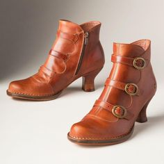 266ff2c10 WORLD S FAIR BOOTS -- Plucked from the pages of a Victorian fashion  magazine