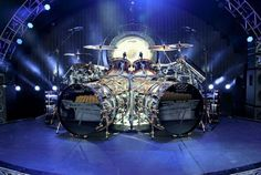 Alex Van Halen 2015 kit.: