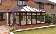 Edwardian Conservatory, Conservatory Ideas, Edwardian Fashion, Edwardian Style, Deco, Sunroom, Home Remodeling, Home Office, Beautiful Homes