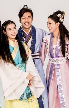 연인 – 보보경심: 려 / Moon Lovers / Moon Lovers – Scarlet Heart Moon Lovers Cast, Moon Lovers Drama, Korean Drama Tv, Drama Korea, Korean Actors, Korean Traditional, Traditional Dresses, Scarlet Heart Ryeo Cast, K Drama