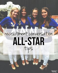 {photo credit: ASU Delta Gamma} It's the most wonderful time of the year! Nope, not the holidays... recruitment! That's right, Bid Day and meeting the new additions to your chapter are right around