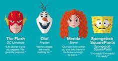 50 Inspiring Life Quotes From Famous Childhood Characters   Bored Panda   Bloglovin