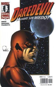 Daredevil. Marvel knights #4