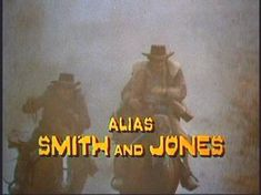 Alias Smith and Jones - Wikipedia