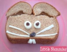 Love creative food for lunches that are not difficult to make.